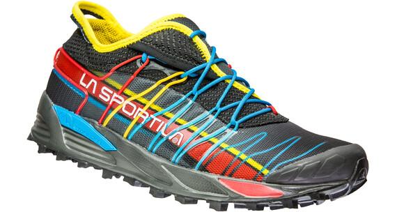 La Sportiva M's Mutant Shoes Blue/Red